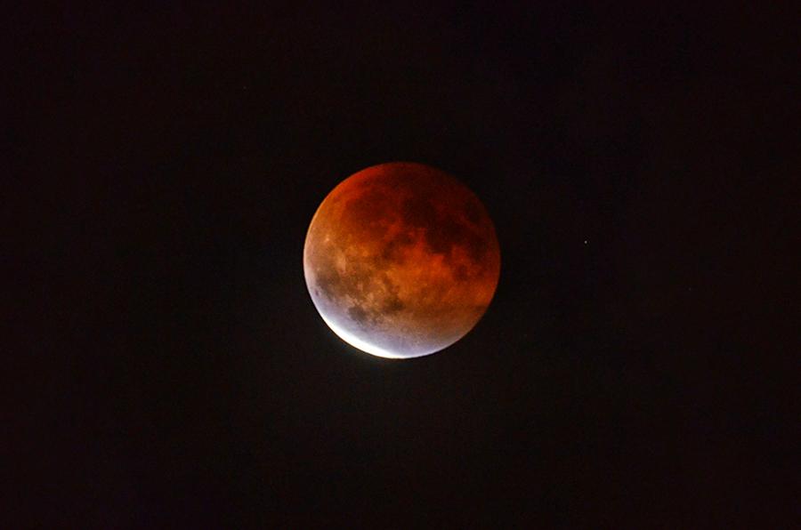 blood moon eclipse tonight time - photo #36