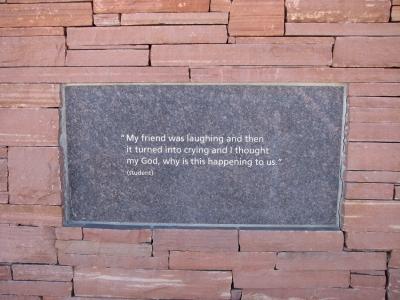 Columbine Memorial - The Lakewood Observer