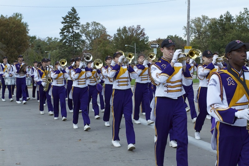 Image result for lakewood ranger marching band spirit parade