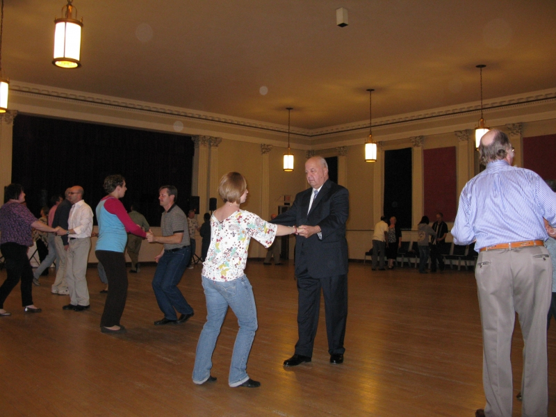 The Masonic Observer: Monthly Swing Dance At Masonic Temple