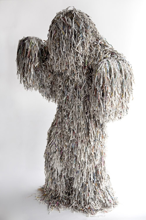Kids Costume Of A Mop Dog